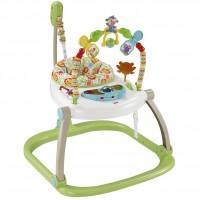 """Портативне крісло-стрибунці """"Джунглі"""" Fisher-Price"""