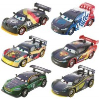"""Машинка з м/ф """"Тачки"""" серії """"Carbon Racers"""""""