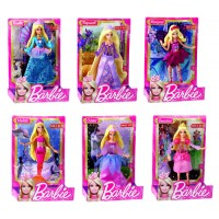 Казкові принцеси Babrie в ас.(6)