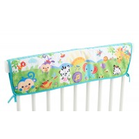 """Ігрова панель для дитячого ліжка """"Джунглі"""" Fisher-Price"""