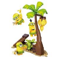 """Конструктор """"Банановий острів"""" Mega Bloks"""