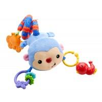 """Іграшка для візочка """"Мавпочка та її друзі"""" Fisher-Price"""