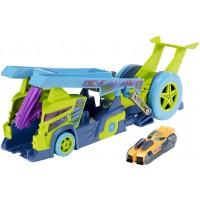 """Вантажівка-пускач серії """"Блискавичні половинки"""" Hot Wheels"""