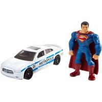 """Набір фігурка-герой з транспортним засобом з фільму """"Бетмен проти Супермена"""" в ас.(2) Batman"""