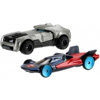 "Набір з 2-х машинок з фільму ""Бетмен проти Супермена"" Hot Wheels"