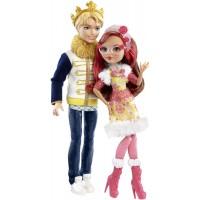"""Набір ляльок Дейрін та Розабелла з м/ф """"Зачарована зима"""" Ever After High"""
