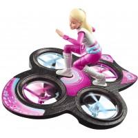 """Лялька Barbie на ховерборді, що літає з м/ф """"Barbie: Зоряні пригоди"""""""