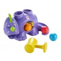 """Іграшка з кульками """"Бах-о-Завр"""" Fisher-Price"""
