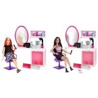 """Набір з лялькою Barbie """"Салон сяючої краси"""" в ас.(2)"""