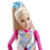 """Лялька Barbie та космічний котик з м/ф """"Barbie: Зоряні пригоди"""""""