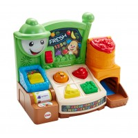 """Навчальний магазин """"Веселі фрукти"""" з технологією Smart Stages (рос.-англ.) Fisher-Price"""