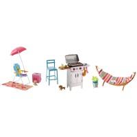 Набір меблів Barbie для пікніка в ас.(3)
