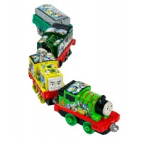 """Подарунковий набір паровозиків (4 шт.) серії """"Adventures"""" в ас. """"Томас і друзі"""""""