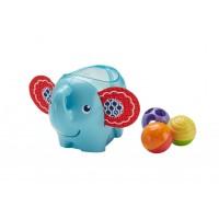 """Ігровий набір """"Слоник-неваляйка з кульками"""" Fisher-Price"""