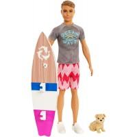 """Набір """"Серфер Кен з улюбленцем"""" з м/ф """"Barbie: Магія дельфінів"""""""