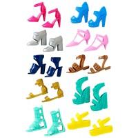 Набір з 5-ти пар взуття для Barbie в ас.(2)