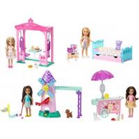 """Ігровий набір Barbie """"Частування Челсі та звірятка"""" в ас.(2)"""