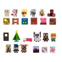 Набір з 6-ти міні-фігурок Minecraft в ас.(2)