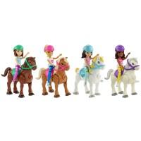 Лялька Barbie On the GO із поні