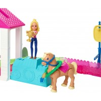"Набір Barbie On the GO ""Веселі перегони"""