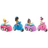 Лялька Barbie On the GO із транспортом