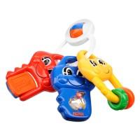 Музичні ключі Fisher-Price