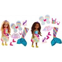 """Набір Barbie """"Чарівне перевтілення Челсі"""""""