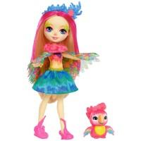 "Лялька Enchantimals ""Папужка Піккі"""
