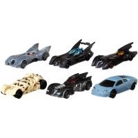 """Машинка """"Бетмен"""" в ас.(6) Hot Wheels"""