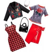 2 набори вбрання та аксесуарів Barbie в ас.