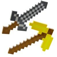 Іграшкова зброя Minecraft в ас.(2)