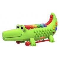 "Ксилофон ""Яскравий крокодил"" Fisher-Price"