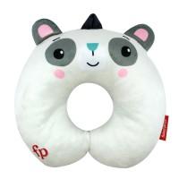 Подушка-іграшка для подорожі Панда Fisher-Price