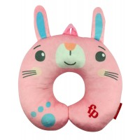Подушка-іграшка для подорожі Зайчик Fisher-Price