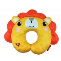 Подушка-іграшка для подорожі Левеня Fisher-Price