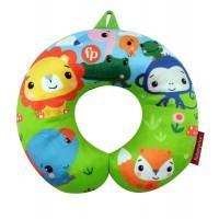 Подушка-іграшка для подорожі Джунглі Fisher-Price