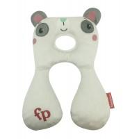 Підголовник-іграшка для подорожі Панда Fisher-Price