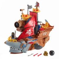 """Ігровий набір """"Піратський корабель"""" Imaginext"""