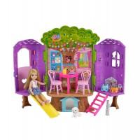 """Набір Barbie """"Будиночок на дереві Челсі"""""""