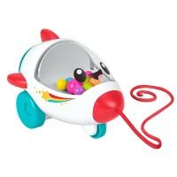 "Іграшка-каталка ""Весела ракета"" Fisher-Price"