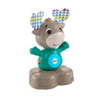 """Інтерактивна іграшка """"Веселий лось"""" серії Linkimals (укр.) Fisher-Price"""