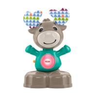 """Інтерактивна іграшка """"Веселий лось"""" серії Linkimals (рос.) Fisher-Price"""
