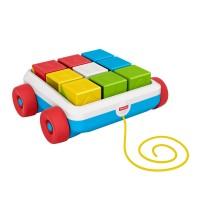 """Іграшка-каталка """"Яскраві кубики"""" Fisher-Price"""