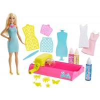 """Набір Barbie x Crayola """"Фабрика магічних кольорів"""""""