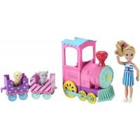 """Набір Barbie """"Челсі та потяг"""""""