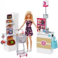 """Набір з лялькою Barbie """"В супермаркеті"""""""