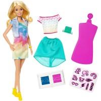"""Набір з лялькою Barbie """"Веселі наліпки"""" серії """"Crayola"""""""