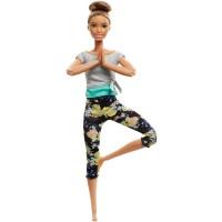 """Лялька Barbie """"Рухайся як я"""" (оновл.) шатенка"""