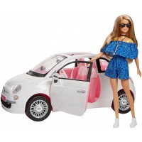 """Набір з лялькою Barbie """"Фіат"""""""