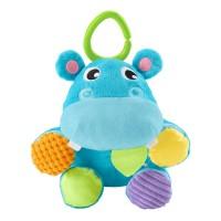 """М'яка іграшка-підвіска """"Бегемотик-кулька"""" Fisher-Price"""